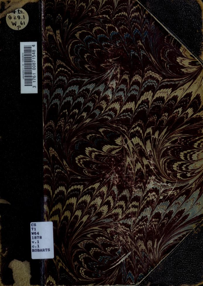 S. Whitney (Stephen Whitney), 1839-1881 Phoenix - The Whitney family of Connecticut, and its affiliations : being an attempt to trace the descendants, as well in the female as the male lines, of Henry Whitney, from 1649 to 1878; to which is prefixed some account of the Whitneys of England
