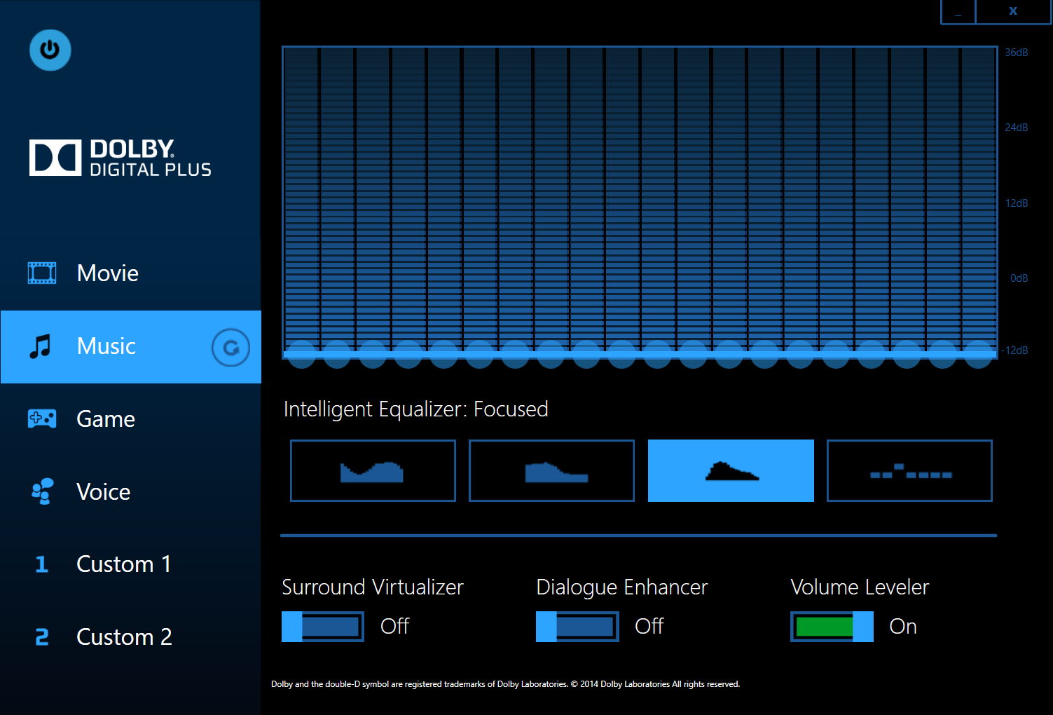Dolby Digital Audio Download